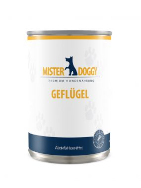 Mister Doggy - Geflügel (400g)