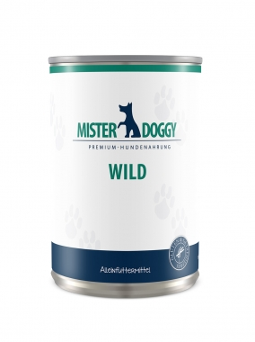 Mister Doggy - Wild (400g)