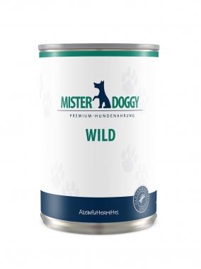 Mister Doggy - Wild (800g)